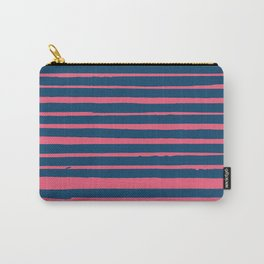 Abstract Lines II Carry-All Pouch