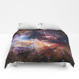 Westerlund 2 - Hubble's 25th Anniversary Comforters