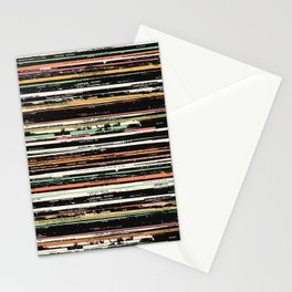 Recordsss Stationery Cards