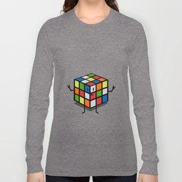 Rebel Rubik Long Sleeve T-shirt