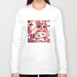 The Red King - King Crimson Art cover - nordraws Long Sleeve T-shirt