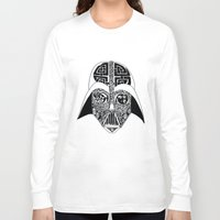 celtic Long Sleeve T-shirts featuring Celtic Vader by ronnie mcneil