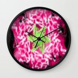 Electric Khaos v.2 Wall Clock