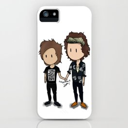 Chibi H/L iPhone Case