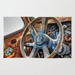 GMC Wheel Rug