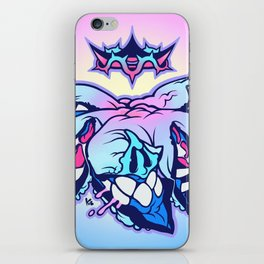 The Five Heads of Alexandre the Tyrant iPhone Skin