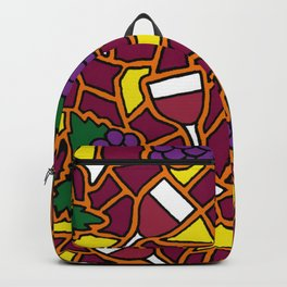 Wine Time Backpack