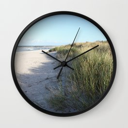 Dünen Wall Clock