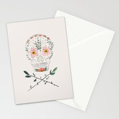 PRETTY DEAD Stationery Cards