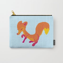 Stylish Fox Carry-All Pouch