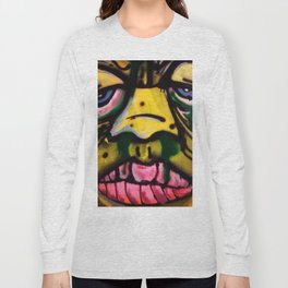 Snot face killa Long Sleeve T-shirt