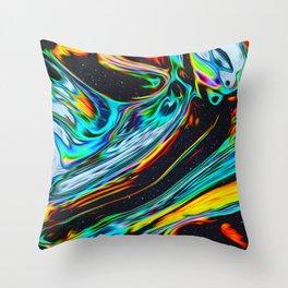 Order of Magnitude Throw Pillow