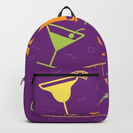 Happy Hour Cocktail Backpack