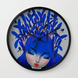 A Bluegrass state of mind Wall Clock