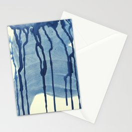 Watercolor Monoprint #2 Stationery Cards