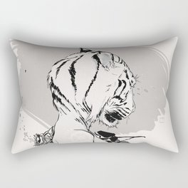 Feels Tigress Rectangular Pillow
