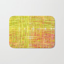Meadow in Spring Bath Mat