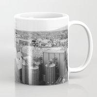 dublin Mugs featuring Dublin  by Thomas Peham