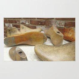 Shoe Maker Photography art Rug