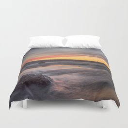 Sound of the sea Duvet Cover