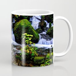 Waterfall #5 Coffee Mug