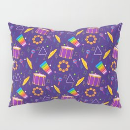 Percussion Pillow Sham