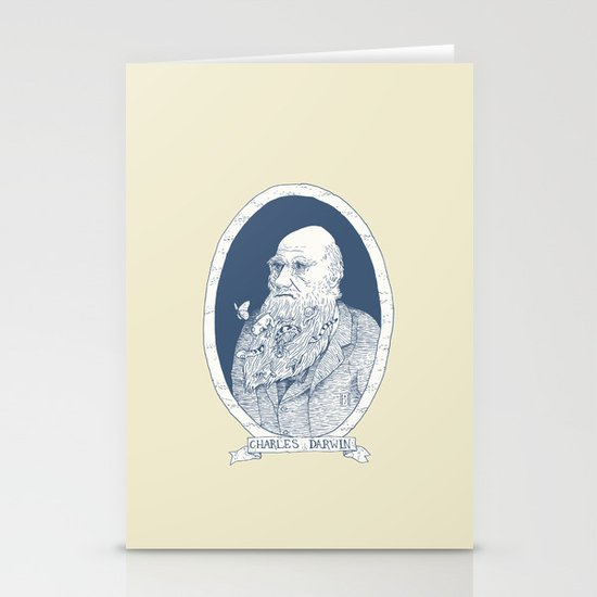 By Darwin's Beard Stationery Cards