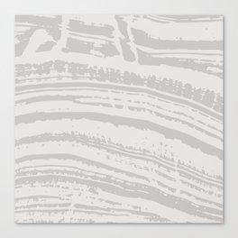 white-wood Canvas Print