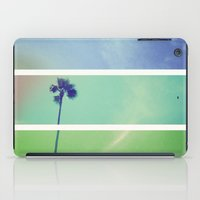 palm tree iPad Cases featuring Palm Tree by Whitney Retter