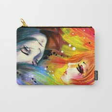 RAINBOW AND NIGHT Carry-All Pouch