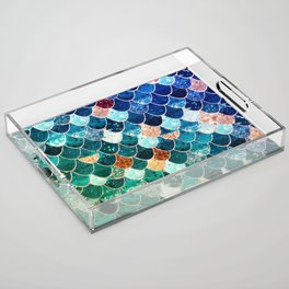 REALLY MERMAID TIFFANY Acrylic Tray