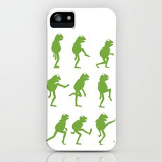Ministry of Silly Muppet Walks iPhone (5, 5s) Slim Case