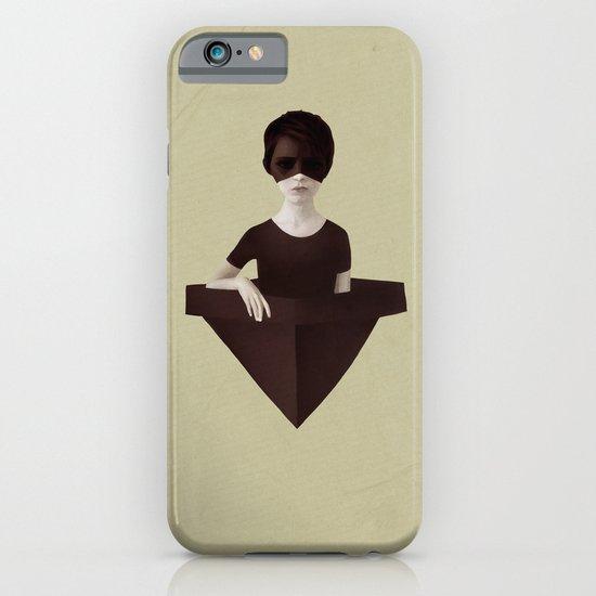 Ceci n'est pas un bateau iPhone & iPod Case