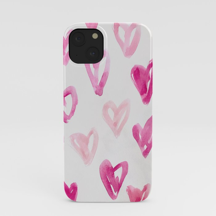 Lead with Love iPhone Case