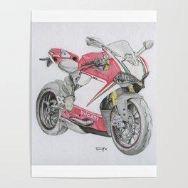Italian Rocket Poster