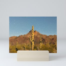 Landscape 17.03 Mini Art Print