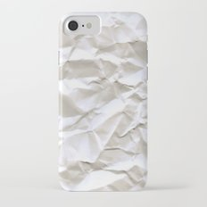 White Trash iPhone 7 Slim Case