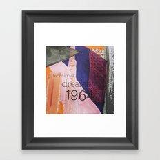 Technicolor Dreams Framed Art Print