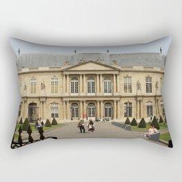Archives nationales, Paris, France Rectangular Pillow