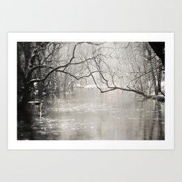 French Creek Art Print