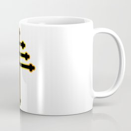 Maronite Christian Cross Coffee Mug