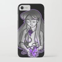 asexual iPhone & iPod Cases featuring Ace of Hearts by Kieran Thompson