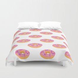 Doughnut Heaven  Duvet Cover