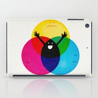 child iPad Cases featuring Nobody's child by Robert Farkas