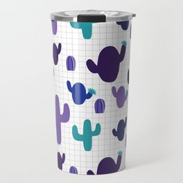 Cactus purple #homedecor Travel Mug