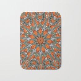 Orrangga Flower Bath Mat