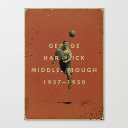 Middlesbrough - Hardwick Canvas Print