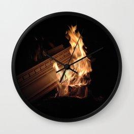 Still Wall Clock