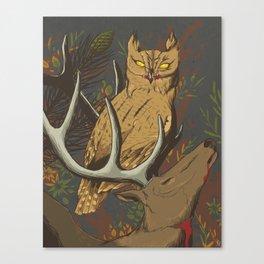 STRIX Canvas Print