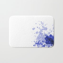 Passion Blue Bath Mat
